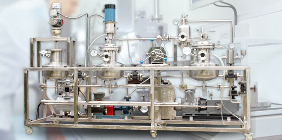 Mini Solvent Extraction Unit for Lab