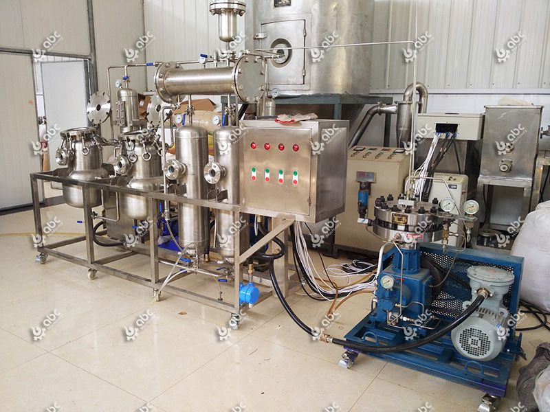 chilli seed essential oil extraction equipment