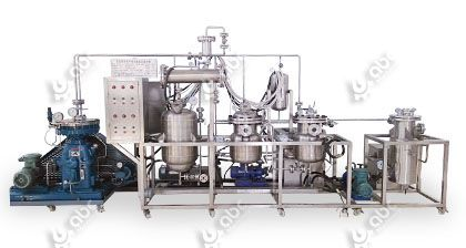 20L essential oil extraction unit for laboratory test