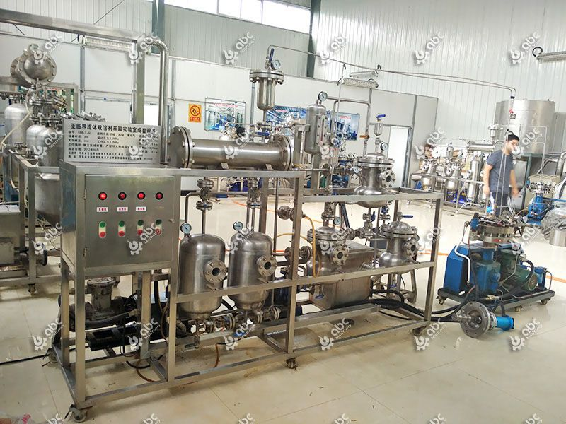 chilli seed oil extraction machine for small production