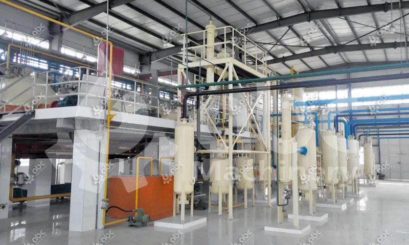 80TPD Herbal Essential Oil Extraction Plant