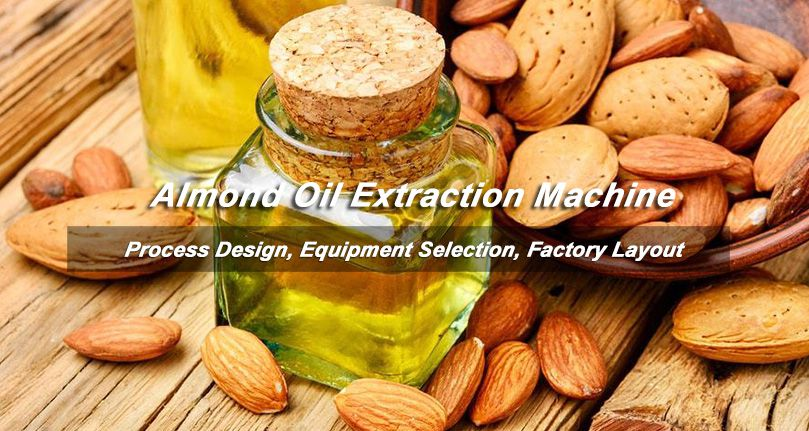 almond seed and almond oil