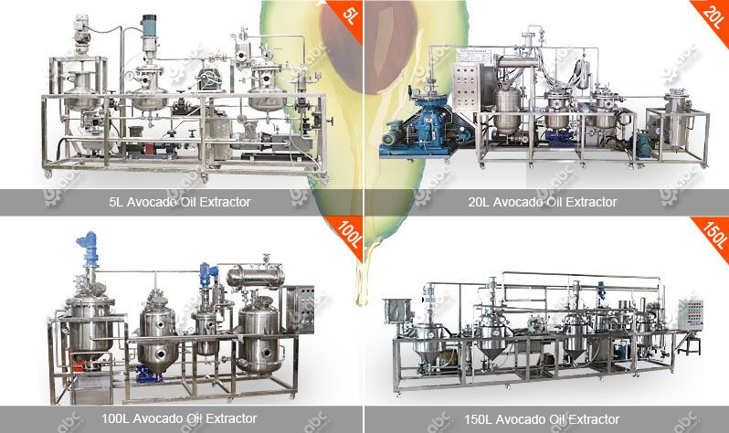 small scale avocado oil extracting machine for sales