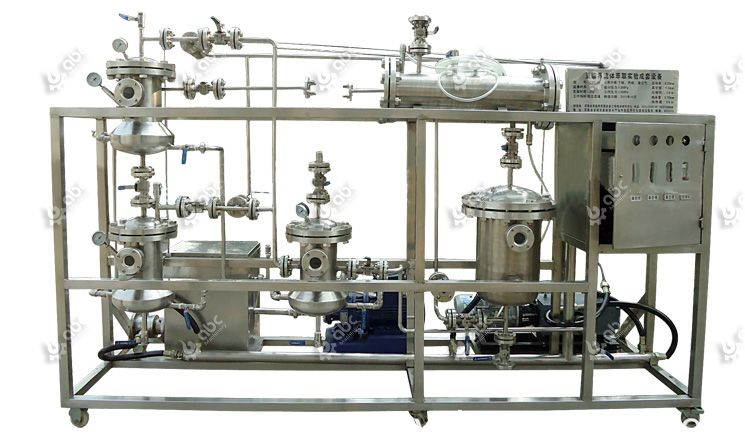 low temperature baobab oil extracting machine