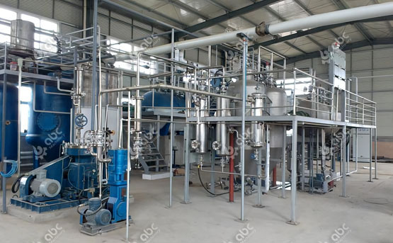 5TPD Black Pepper Extraction Plant