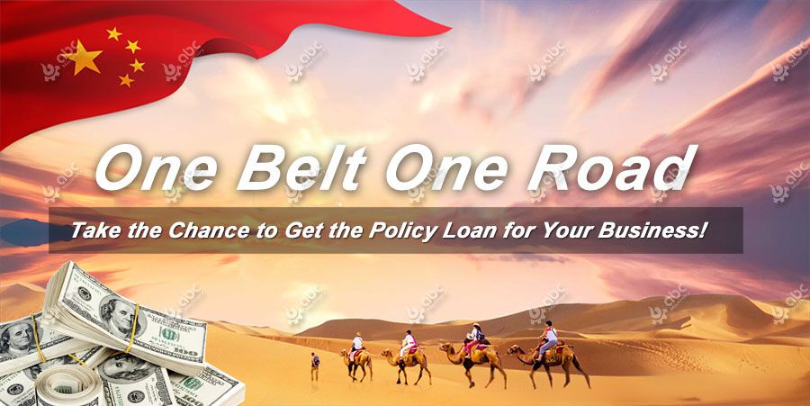Chinese One belt on road