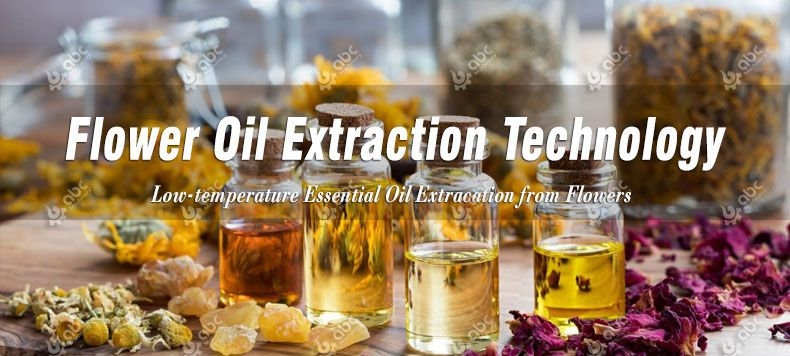 flower oil extraction cost