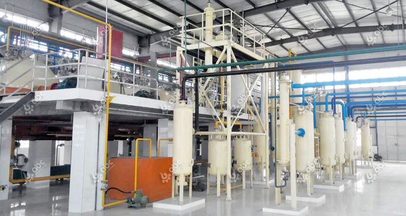 best extraction equipment for flaxseed protein making