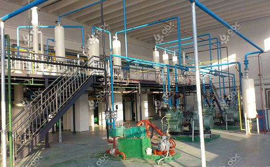 20TPD Linseed Oil Extraction Plant