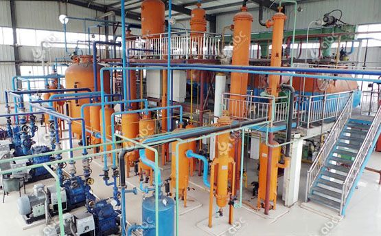 50TPD Organic Camellia Seed Oil Production Line