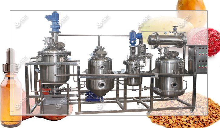 low temperature prickly pear seed oil extraction machinery
