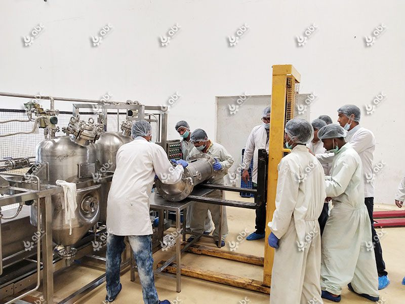 start cold protein production in India