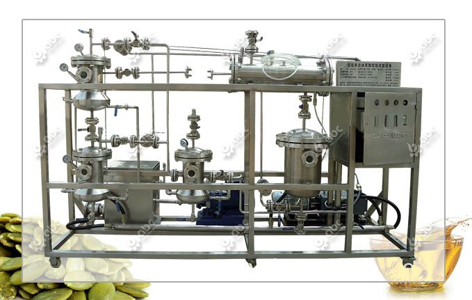 pumpkin seed oil extracting machine at factory price