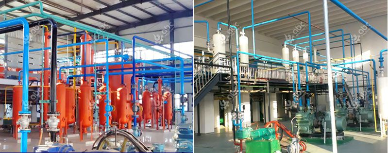 Factory price rice bran oil extraction projects