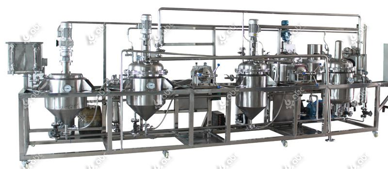 small scale flaxseed protein extraction equipment at factory price