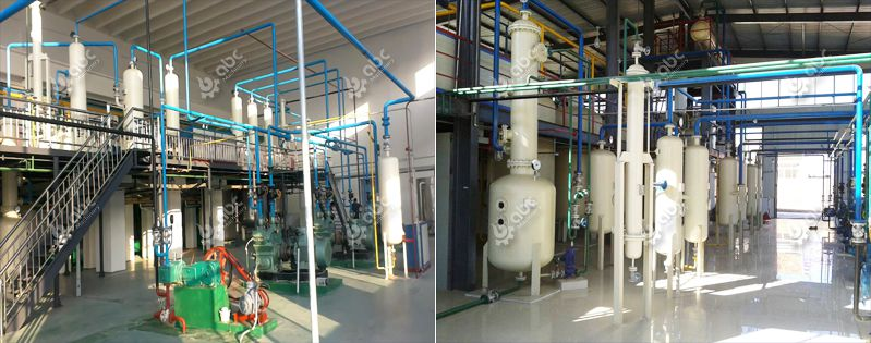 factory price oil solvent extraction plant equipment